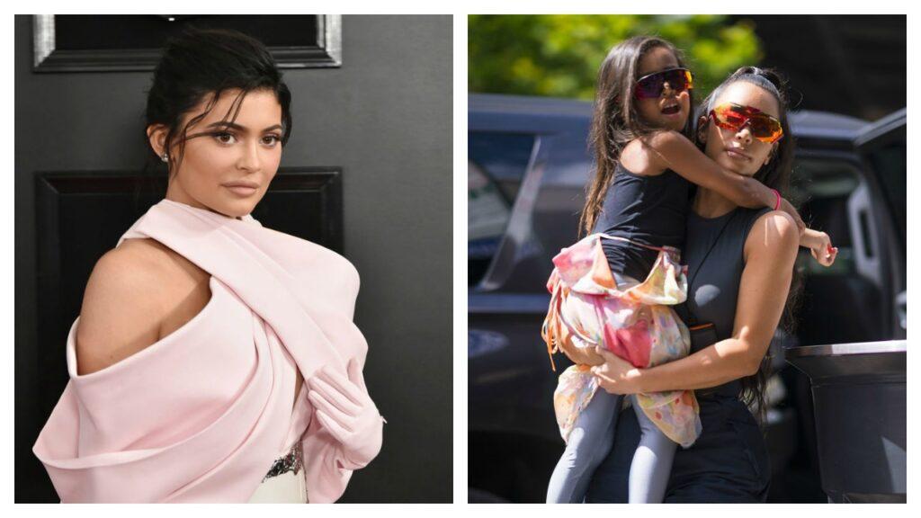 Marca registrada do nome do seu filho é uma coisa, e os Kardashian / Jenners estão fazendo isso
