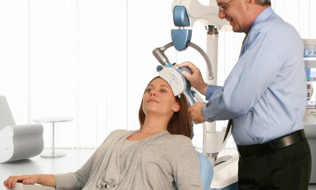 Terapia de Estimulação Magnética Transcraniana