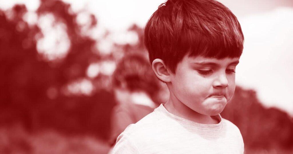 Como é quando você tem um filho com 'constantemente se comportando mal'