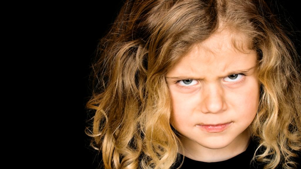 Quando percebi que minha filha era uma 'garota má'