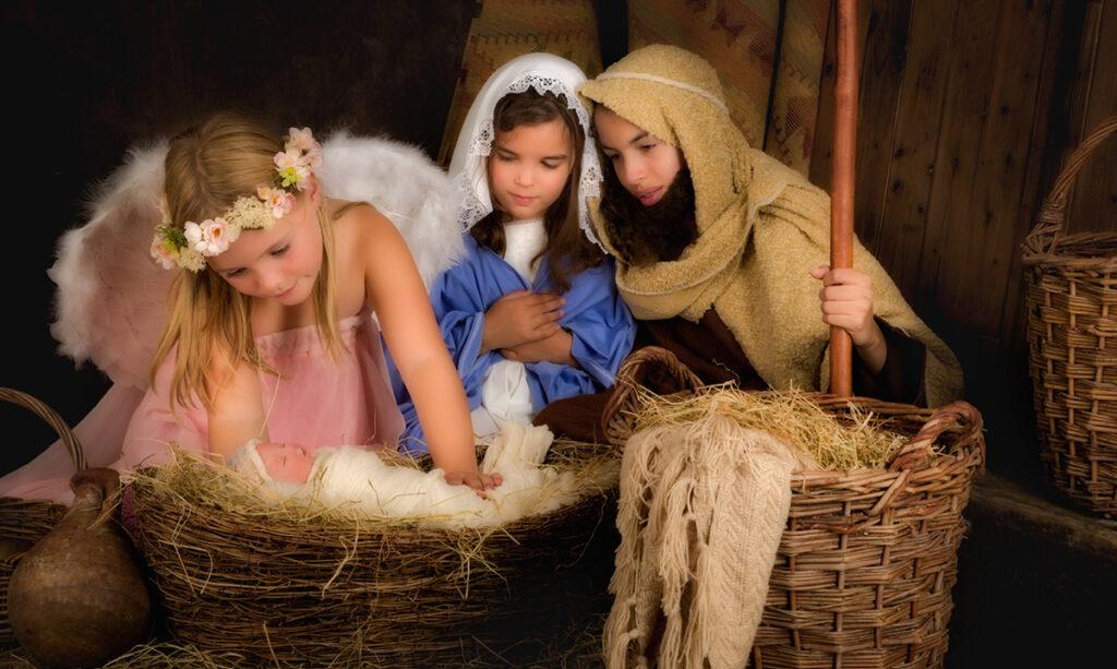 A função do concurso de Natal do seu filho pode indicar ganhos futuros