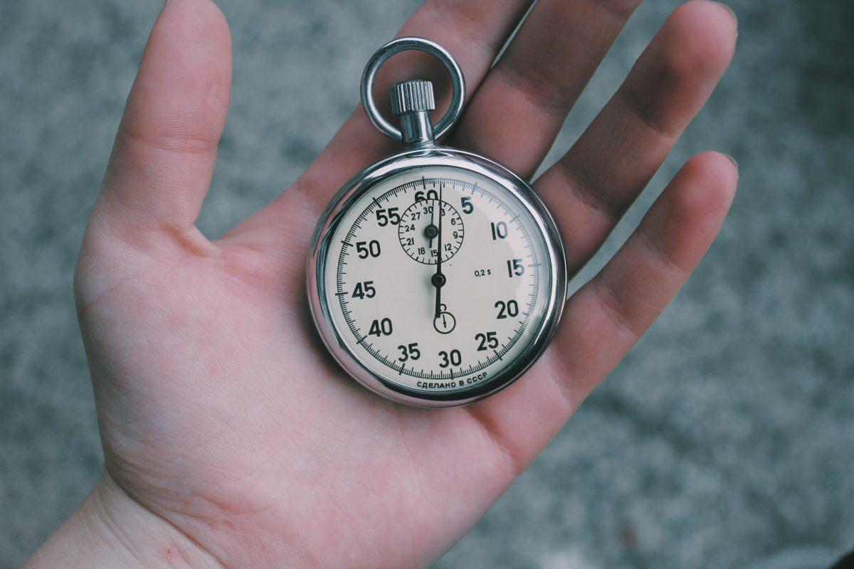 Como parar de adiar o uso da regra & # 8220; Regra de 2 minutos & # 8221;